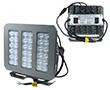 Naświetlacz LED płaski 100W, biała naturalna, 12000lm, 60°, 230V: OLFL.BN.100WcnD