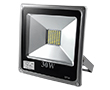 Naświetlacz LED SMD 30W, biała naturalna, 2700lm, 120°, 230V: OLFL.BN.30Wks_smd