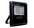 Naświetlacz LED płaski 10W, biała zimna, 850lm, 120°, 230V: OLFL.BZ.10Wlg