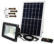 Naświetlacz LED 20W z panelem solarnym, b.zimna, 1500lm, 120°: OLFL.BZ.20Wsn_SOLAR