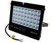 Naświetlacz LED płaski 50W, biała zimna, 5000lm, 90°, 230V: OLFL.BZ.50Wcn