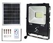 Naświetlacz LED 50W z panelem solarnym, b.zimna, 3000lm, 120°: OLFL.BZ.50Wsn_SOL