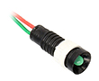 Kontrolka LED zielona; wklęsła; średnica otw. Montażowego: 11mm; 24VAC/DC: OLG-D5-24V-AC/DC