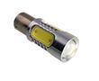Żarówka LED samochodowa, 3.6W, biała zimna (6500K), 210÷280lm, 12/24VDC: OLI.BA15.5HP-BZ