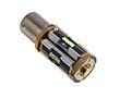 Żarówka LED samochodowa Canbus, 4.8W, biała zimna (6500K), 400lm, 12÷16.5V AC/DC: OLI.BA15.8S6.C-BZ