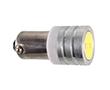 Żarówka LED samochodowa, 0.55W, biała zimna (6500K), 50lm, 12VDC: OLI.BA9.1.5HP-BZ
