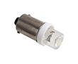 Żarówka LED samochodowa, 0.2W, biała zimna (6500K), 6÷8lm, 24VDC: OLI.BA9.1D8-BZ24