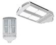 Lampa uliczna LED, 118W, biała neutralna (4500K), 10500lm, CRI(Ra)>80, 100÷260V: OLI.CT-316-112Wx4