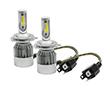 Św. mijania/drogowe LED, 36/72W kpt, BZ (6000K), 3800/7600lm kpt, 9÷30VDC: OLI.H4.2HP18.FC-BZ