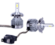 Św. mijania/drogowe LED, 30/60W kpt, BZ (6000K), 3000/6000lm kpt, 9÷30VDC: OLI.H4.2HPE15-BZ