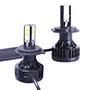 Św. mijania/drogowe LED Canbus, 36/72W kpt, BZ (6000K), 4000/8000lm kpt, 9÷36VDC: OLI.H4.3HPE12.F-BZ