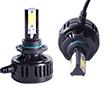 Św. mijania/drogowe LED, 60W kpt, b. zimna (6000K), 6400lm kpt, 9÷30VDC: OLI.H7.3HPE12.F-BZ
