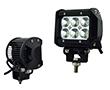 Lampa robocza LED, 18W, biała zimna (6000K), 1600lm, 30°, 9÷30VDC: OLI.WK.18W-BA1