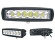 Lampa robocza LED, 18W, biała zimna (6000K), 1320lm, 25°, 10÷30VDC: OLI.WK.18W-ED