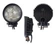 Lampa robocza LED, 18W, biała zimna (6000K), 1320lm, 30°, 10÷30VDC: OLI.WK.18W-RO