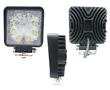 Lampa robocza LED, 24W, biała zimna (6000K), 1760m, 30°, 10÷30VDC: OLI.WK.24W-ED