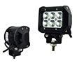 Lampa robocza LED, 5W, biała zimna (6000K), 400lm, 30°, 9÷30VDC: OLI.WK.5W-BA1