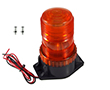 Kogut LED 6.0W, b pomarańczowa, 360°, 10-30 VDC: OLKBP.6.0W-IC_13