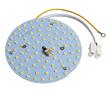 Moduł LED okrągły zas. napięciem 230V, 10W, b. ciepła (3000K), 850lm, 120°: OLLBC.10.0W-HPR84HT