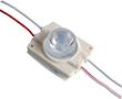 Moduł LED wys.mocy, 1.44W, b.czysta (6000-6500K), 130lm, 38°, 12VDC: OLLBN.1.44W3-HPy3a