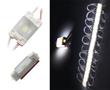 Moduł LED wtryskowy, 0.24W, biała zimna (9000÷11000K), 32lm, 3x120°, 12VDC: OLLBZ.0.24W-MINI-Y