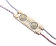 Moduł LED wtryskowy, 0.48W, biała zimna (9000÷11000K), 66lm, 160°, 12VDC: OLLBZ.0.72W3-wi-6