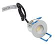 Oczko LED Srebrne, 1.5W, biała natur., 140lm, 80°, 12VDC, Wymiary: d30x35: OLM.BN.R1.5W-d35x30