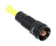 Kontrolka LED pomarań; wklęsła; średnica otw. Montażowego: 11mm; 230V AC: OLO-D5-230V-AC