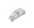 LED SMD 0802; pomarańczowa (605nm); jasność: 70-150mcd; przeźroczysta: OLP.0802c150k