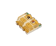 LED SMD1617; czerw/ziel/nieb(627/474/525nm); jasność:350/1000/220mcd;wodnoprz: OLRGB.1617.1000