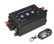Ściemniacz do taśm LED; 12V; czarny; Iwy<8A, z pilotem RF: OLT.Dimmer-R3