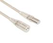 Komplet złącz do taśm LED jednokolorowych, 2 piny, wodoodporny: OLT.ZP2