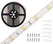 Taśma LED ciepła biała (3000K), 150LED 5050, 1.4A, 33.6W, 24V, 120°, 1439lm: OLTBC150B68b24s