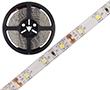 Taśma LED naturalna biała (4500K), 300LED 3528, 2A, 24W, 12V, 120°, 1150lm: OLTBN300A65b12s