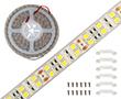 Taśma LED naturalna biała (4000K), 600LED 5050, 12A, 144W, 12V, 120°, 7500lm: OLTBN600B68b12s