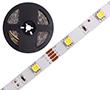 Taśma LED biała ciepła/zimna(3000-6000K) 150LED, 5050,36W,12V,120°,18-20lm/LED: OLTDBCZ150B20b12s