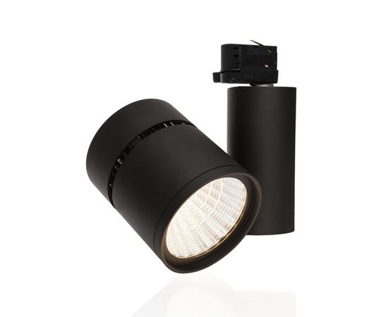 Reflektor szynowy TRACK LIGHT 15W, biała ciepła (3000K), 1200lm, 40°, 230V: OLTR.15.0W-2WC-VERBATIM