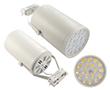 Reflektor szynowy TRACK LIGHT 18W, biała ciepła (3000K), 2160lm, 45°, 230V: OLTR.18.0W-2WB-J