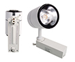 Reflektor szynowy TRACK LIGHT 20W, biała ciepła (3000K), 1600lm, 15°, 230V: OLTR.20.0W-2WB-L