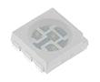 LED 5050 (PLCC6); zielona (525nm); jasność 3000mcd;: OLZ.PLCC6.3000
