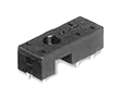 Relay Sockets PC Pin Through Hole 1: P 8-1393234-5