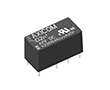 Signal Relay 12VDC 3A DPDT( (20.2mm 10mm 11mm)) THT: P 8-1393792-8