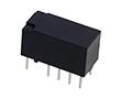 2A; 12VDC; DPDT; 140mW; 15 x 7,4 x 8,2mm: P TX2-12V