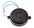 średnica ø55,5mm; głośność: 100dB; pojemność: 45nF; unimorf: PBGPCA-3U