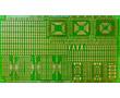 Płytka drukowana, jednostronna do montażu komponentów SMD: PD MS-DIP/SMD3