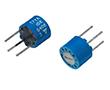 Miniaturowy potencjometr jednoobrotowy 10kR 500mW 20% 250V: PO T7YA103MT20
