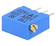 Potencjometr wieloobrotowy 1.0kR 500mW 10% 250V: PO T93XA102KT20