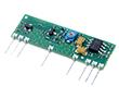 433.92MHz -106dBm 4.5÷5.5V 3mA: RF AC-RX2/CS