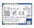Moduł ZigBee oparty na układzie TI CC2530, 2400÷2480Hz, złącze I-PEX: RF E18-MS1PA1-IPX