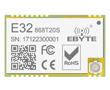 Moduł LoRa oparty na układzie Semtech SX1276, 862÷893Hz, UART, złącze I-PEX: RF E32-868T20S
